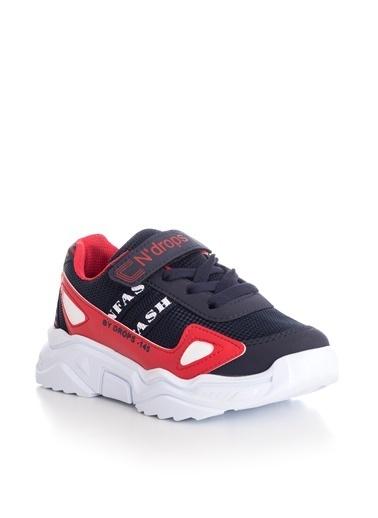 Tonny Black Lacivert Kırmızı Çocuk Spor Ayakkabı Tb059  Tb059-3_278 Lacivert